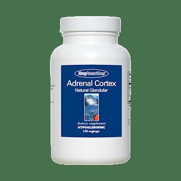 adrenal Adrenal Cortex 100 mg 100 vcaps