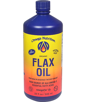 flax seed oil Essential Thyroid Profile
