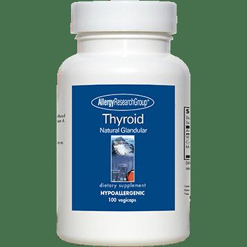 thyroid Thyroid 100 Vegicaps 40 mg