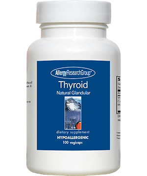 thyroid Glandulars