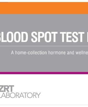 blood spot kit image Saliva Profiles