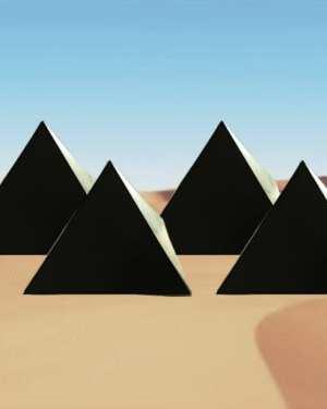 4 pyramids bg You May Be Lost