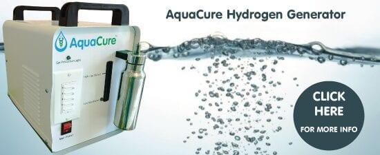 AquaCure Banner Brown's Gas Health Testimonials