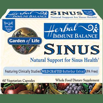 garden of life sinus Sinus Remedy