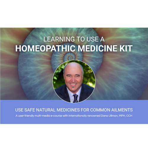Free Access to a 40 video eCourse: Homeopathic Healing Solutions