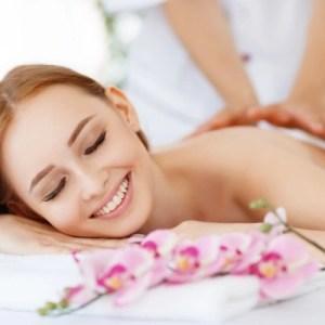relaxing massage london