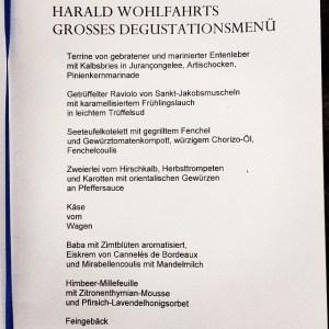 Schwarzwaldstube  großes Menü