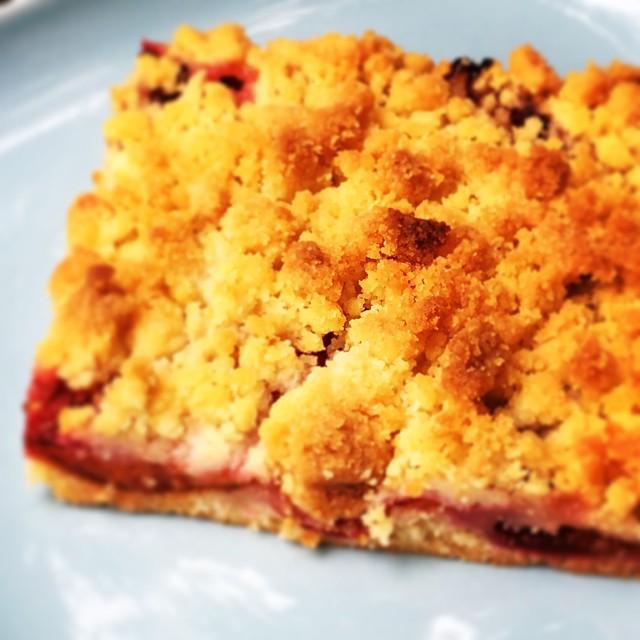 Zwetschgen-Kuchen