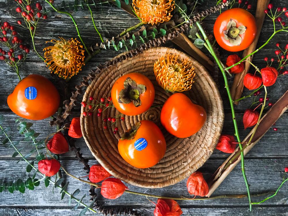 Persimon Kaki Früchte