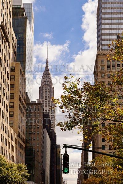 Photograph New York - Chrysler Building