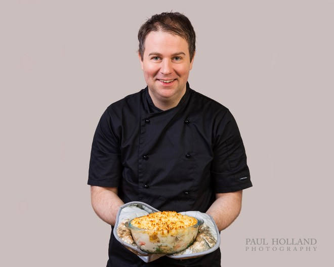 Image showing chef Lee Rogers