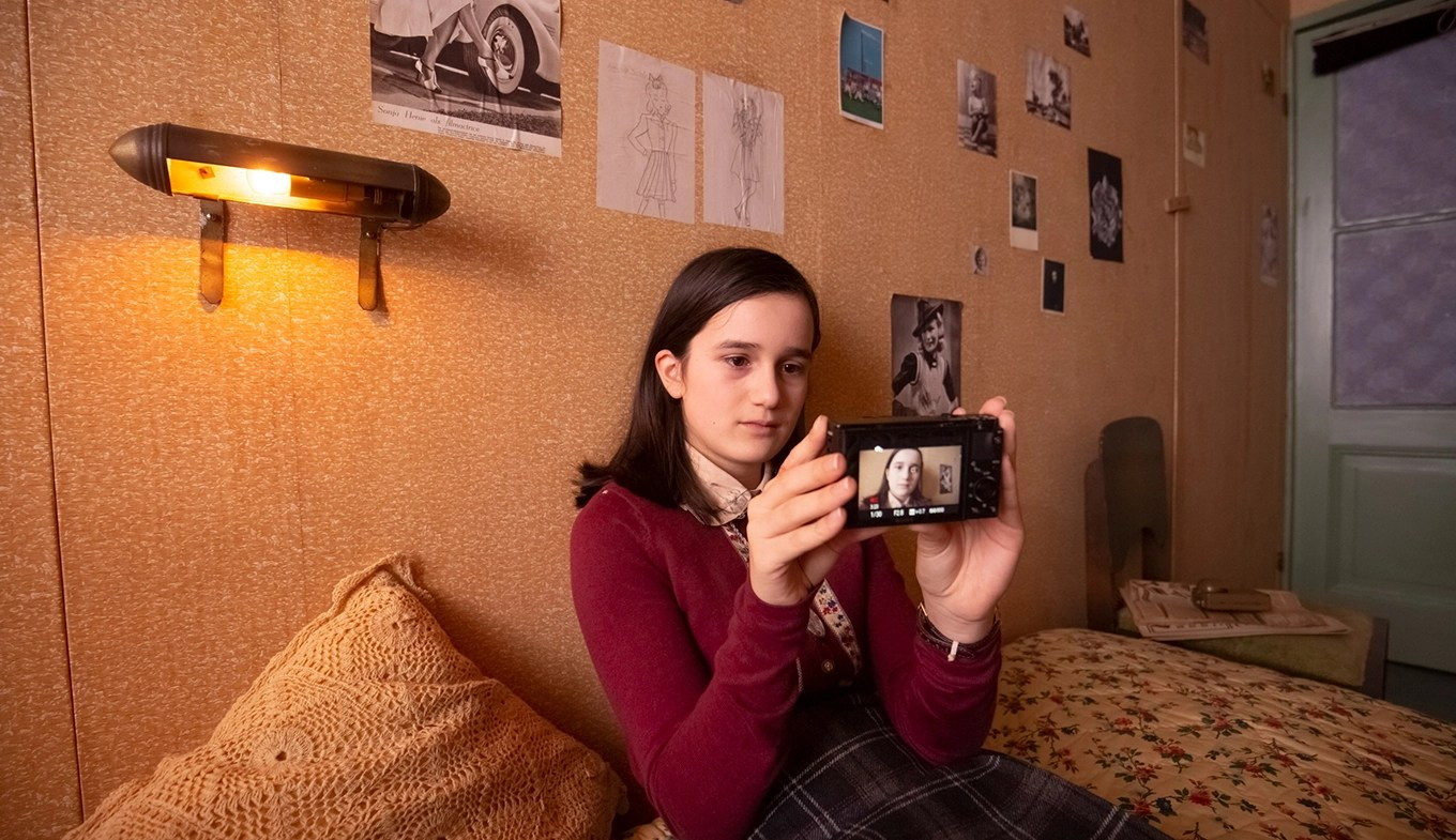 Anne Frank S Video Diary