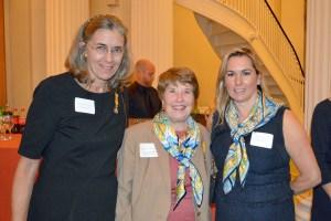 Pamela Fulweiler; Karen Elmasry; Holly Caracappa.