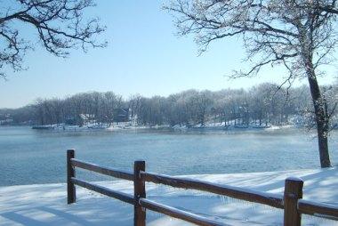 Winter at Heritage Lake