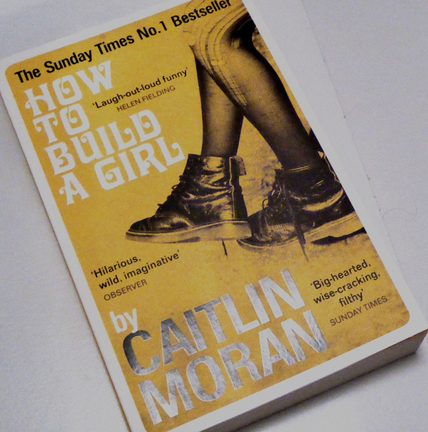 How to Build a Girl by Caitlin Moran | Book Review