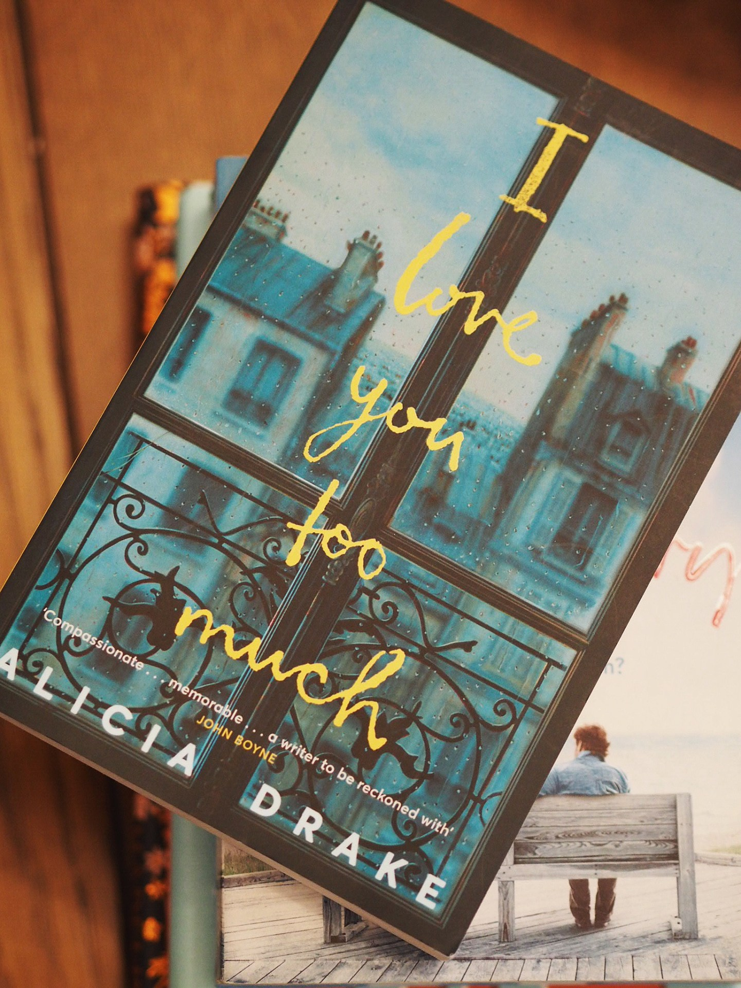 September Reading List   I Love You Too Much   Alicia Drake