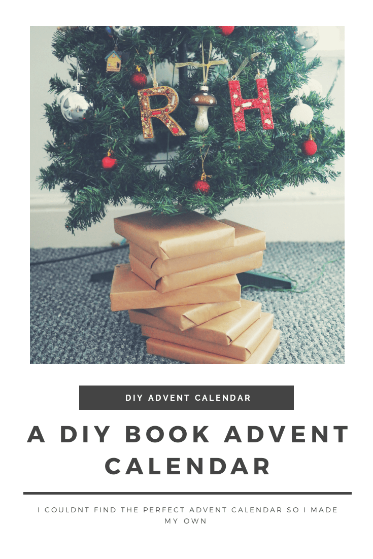 Creating My Own Book Advent Calendar