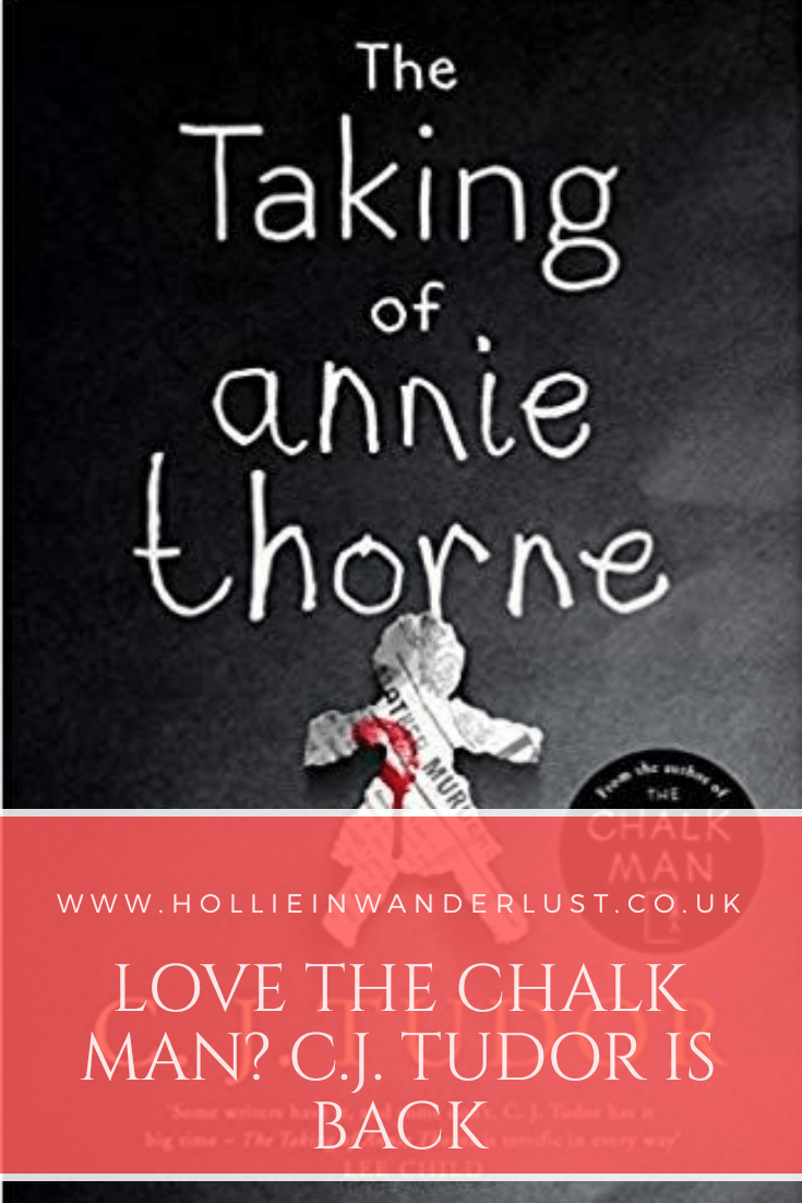 Love The Chalk Man? C.J. Tudor is back with yet another cracker!