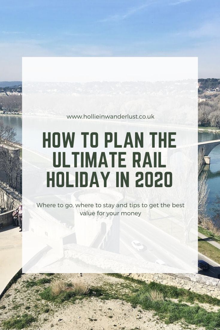 How to Plan the Ultimate Rail Holiday in 2020
