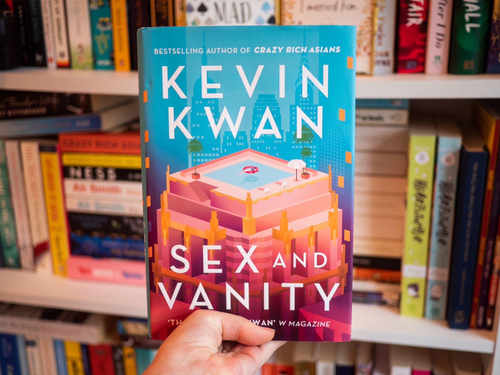 Sex and Vanity by Kevin Kwan Book Review