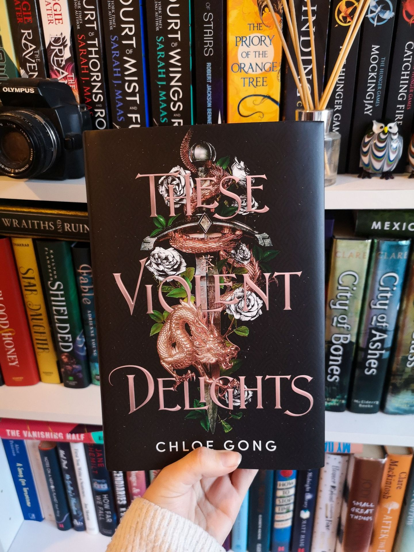 These Violent Delights by Chloe Gong | Book Review