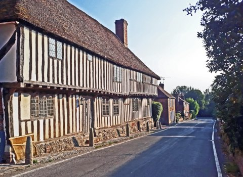 Hollingbourne Village