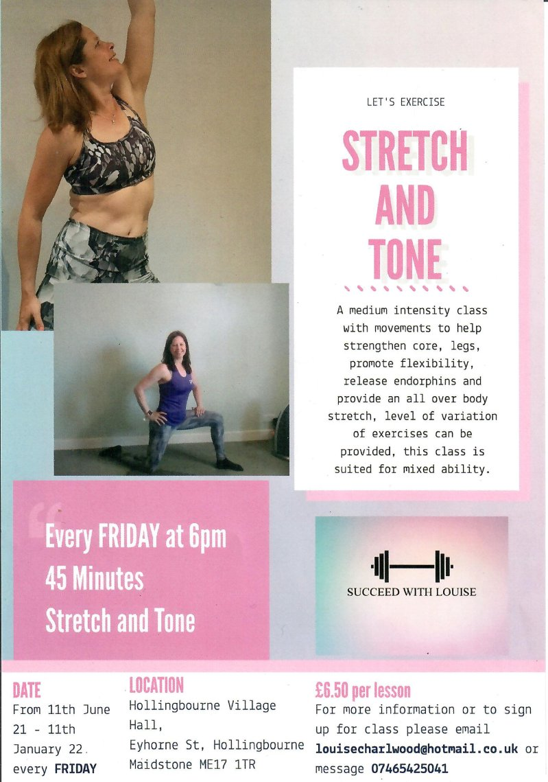 Stretch and Tone