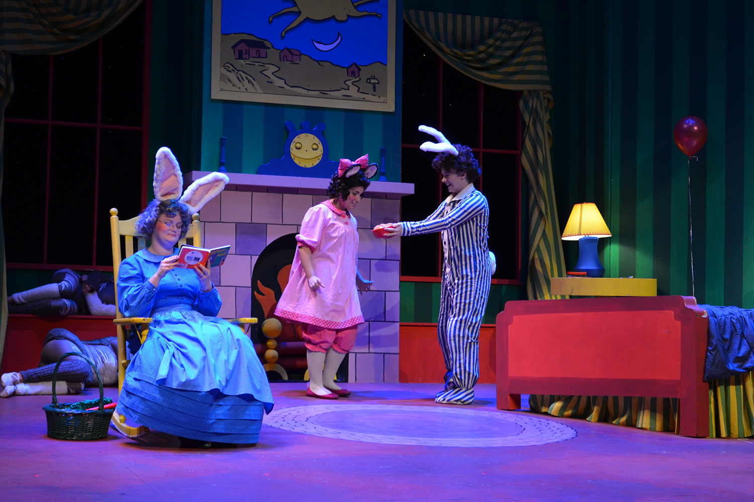 Past Productions At Hollins University Theatre