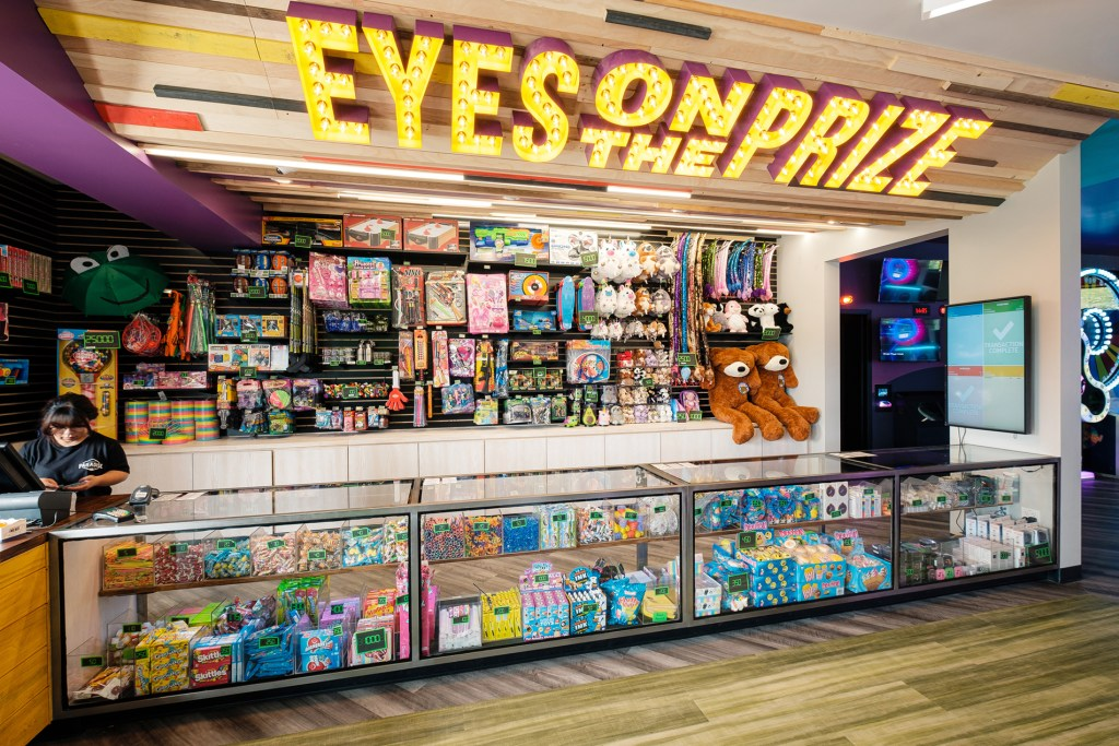 Eyes on the Prize Feature Sign