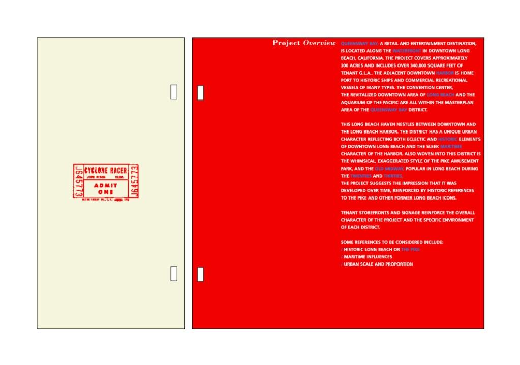 Queensway Bay Brand Manual