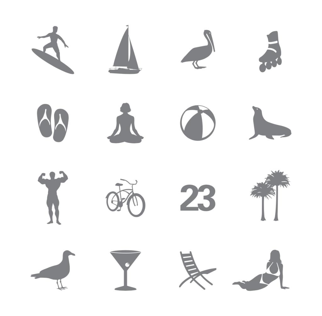 TOWER23 Icon Set