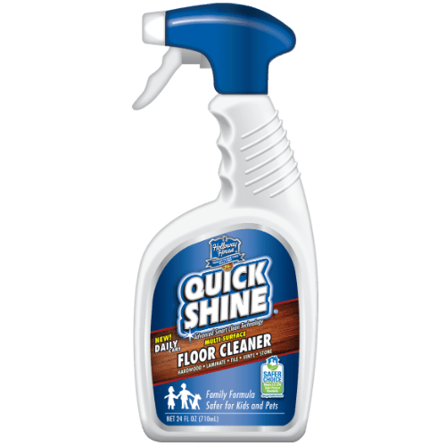Quick Shine® Daily Care Multi Surface Floor Cleaner