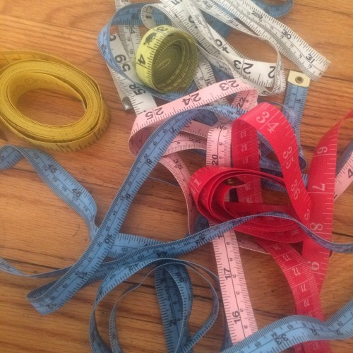 too many tape measures