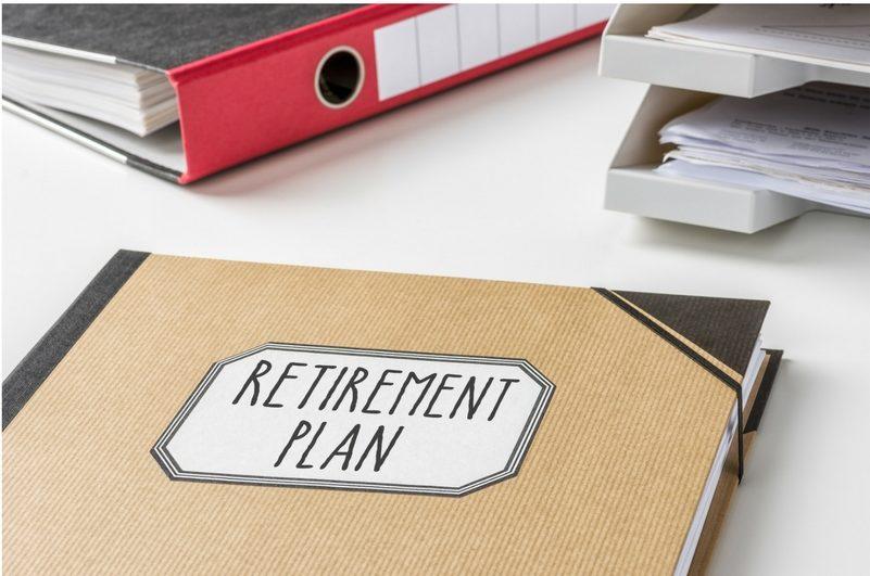 Retirement Plan Folder