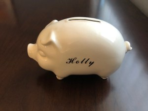 My original piggy bank