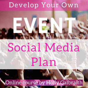 How to Develop a Social Media Plan For Local and Regional Events