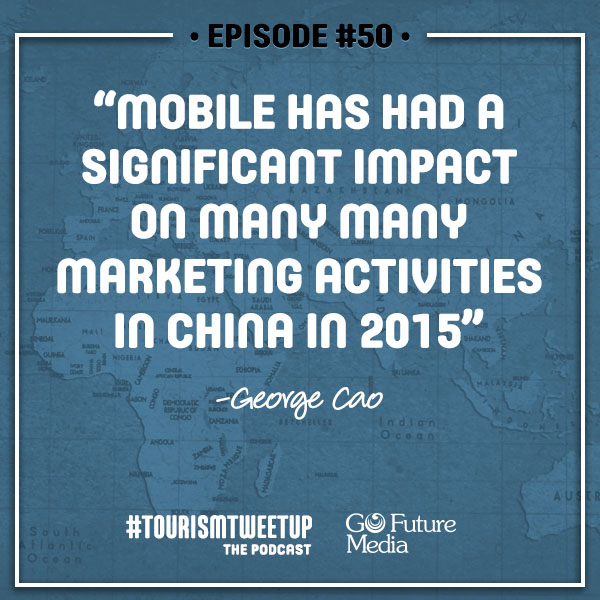 mobile had had a significant impact on many marketing activities in china in 2015