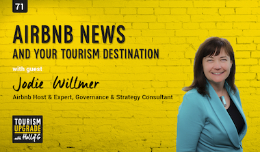Airbnb Opportunities for Tourism Destinations