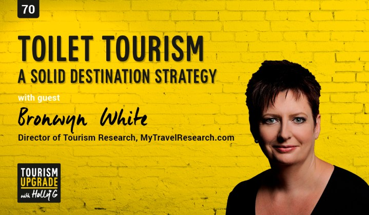 Toilet Tourism for your destination