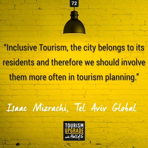 inclusive tourism Tel Aviv Global