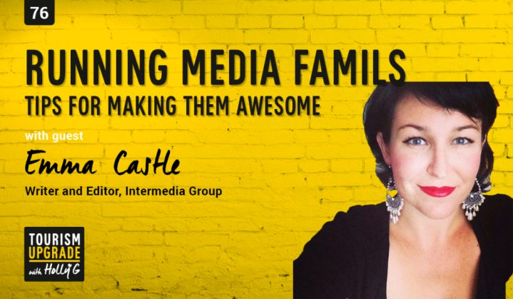 Tips for creating awesome media famils