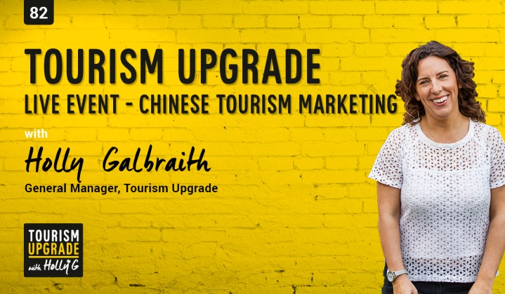 Chinese Tourism Marketing - What's working with social media, PR and trade