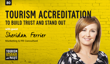 Tourism accreditation to build trust and stand out