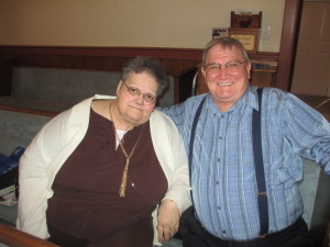 Furman and Pat Campbell
