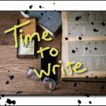 timetowrite