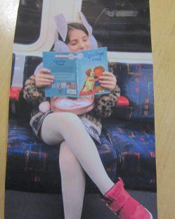 Reading challenge (3)