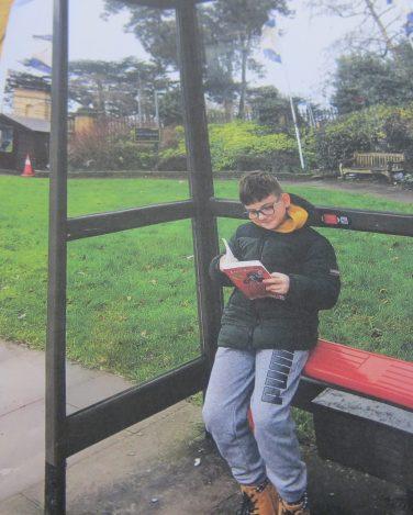 Reading challenge (39)