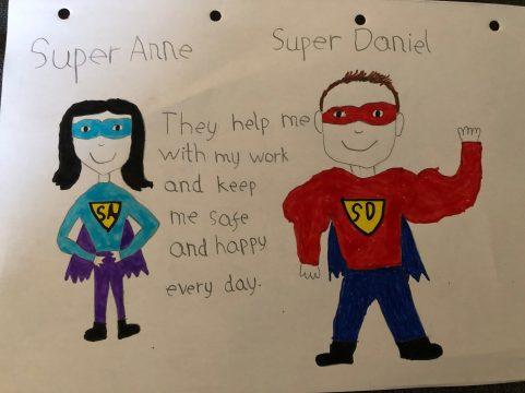 Superheroes (3)