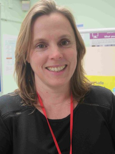 Andrea Needham - Pupil Support Officer