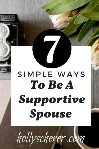 To attract more supportive people, you must become a supportive person.